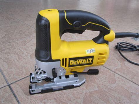 Dewalt Dw349r Mesin Gergaji Jigsaw dewalt 500w compact jigsaw my power tools