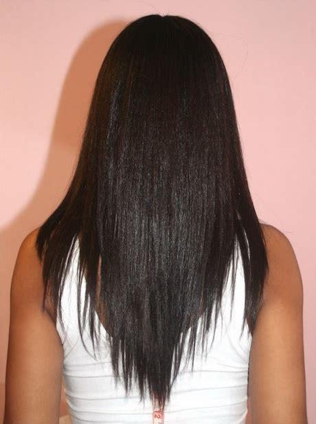 short layered v shaped haircuts v shaped haircut for long hair