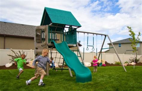 metal playground sets for backyards stay cool summer cleaning tips