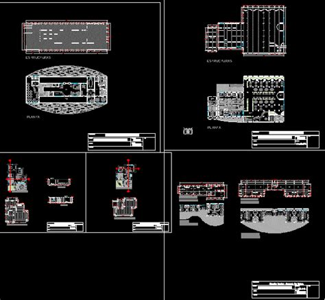 hotel layout plan autocad recreational resort architectural plans 2d dwg design plan