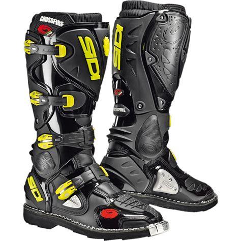 sidi motocross boots sidi crossfire mx enduro road steel toe motocross dirt