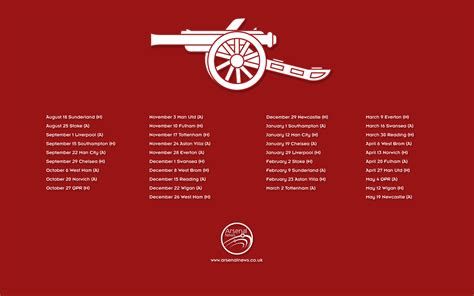 arsenal pertandingan arsenal cannon wallpaper 653770