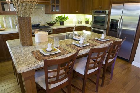 Kitchen Islands With Seating And Sinks Dishwashers Kitchen Island With Sink And Seating