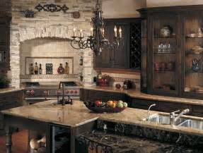 kitchen marble counters classic windows unique tuscan