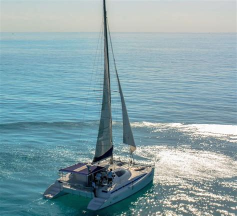 catamaran charter cancun private cancun catamaran charter 40 wonderous world