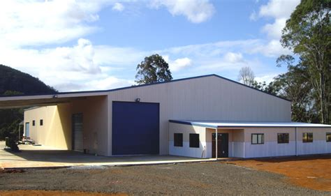 Industrial Sheds Designs by Commercial Industrial Shed With Office Fair Dinkum Sheds