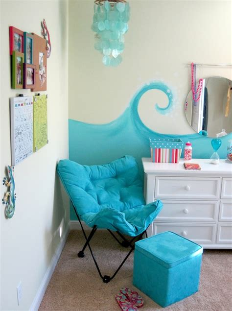 beach themed bedroom ideas for teenage girls model home tour girl s beach theme bedroom