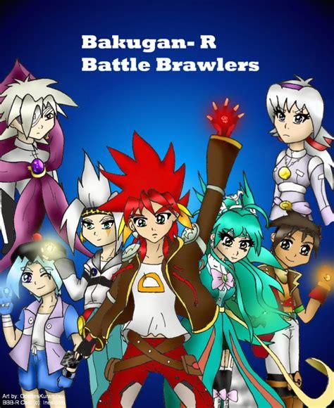 Komik Bakugan Battle Brawlers bakugan r poster bakugan battle brawlers by the winterrose on deviantart