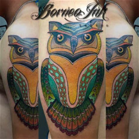 traditional tattoo kuala lumpur borneo ink tattoo eddie david