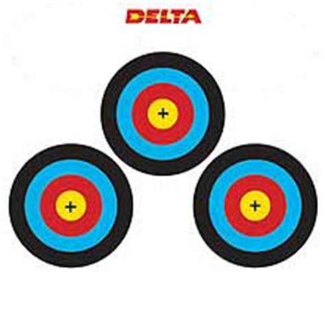 printable vegas targets paper targets delta archery paper targets mckenzie archery