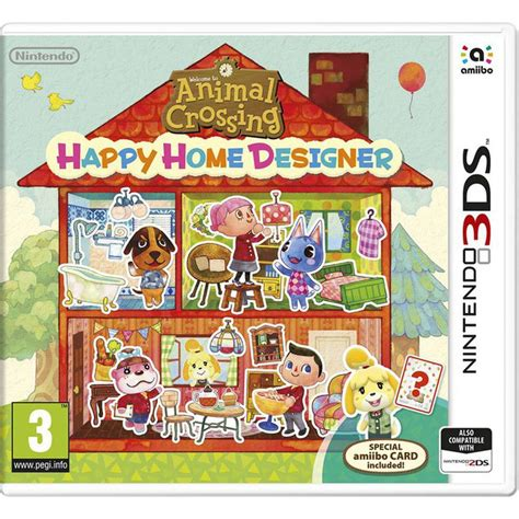 animal crossing happy home designer digital