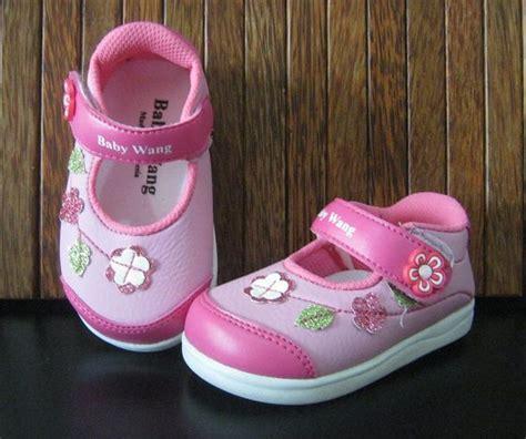 Sepatu Toddler Anak Noel Pink jual sepatu anak babywang pink umur 1t 3t baby wang grosir sepatu bayi anak