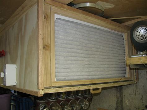 woodworking air filtration woodshop air filtration unit by bullgoose lumberjocks