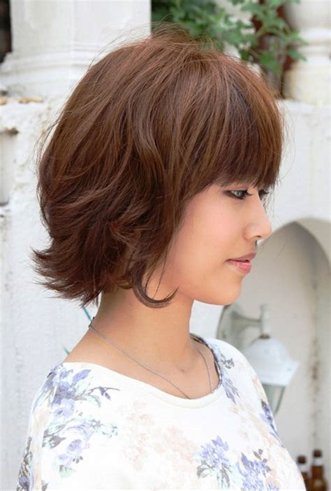 side views of short layeredbobs short bob hairstyles side view pictures of side view of