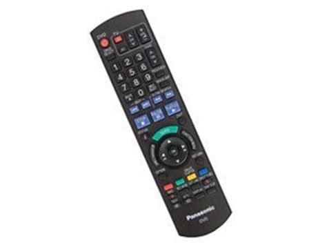 Remote Dvd Panasonic N2qahc000021 Original panasonic original dmr ez47veb dvd recorder remote