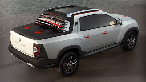 renault duster oroch renault duster oroch concept is a 4 door pickup video