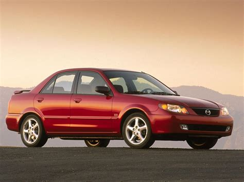 mazda protoge mazda protege technical specifications and fuel economy