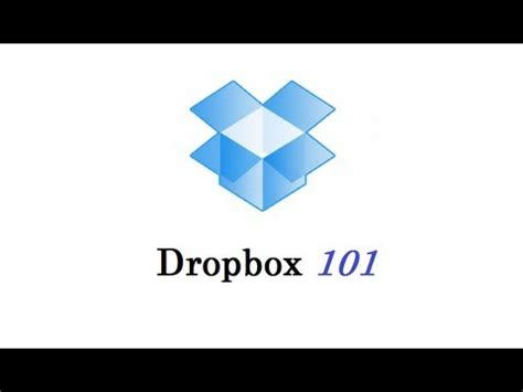 dropbox keeps closing how to use dropbox 101 youtube