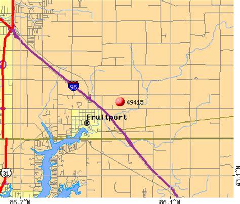 fruitport mi 49415 zip code fruitport michigan profile homes