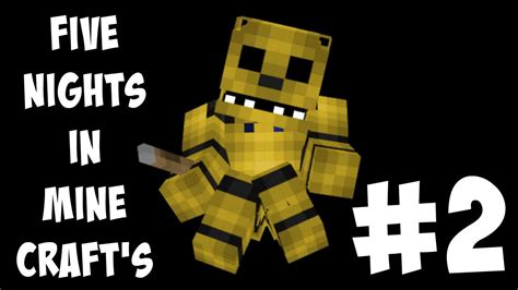 Pdf Five Nights At Minecraft 2 by Five Nights In Minecraft 2