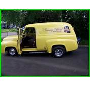 1955 Ford F100 Sedan Delivery Van Used Automatic F 100 For Sale