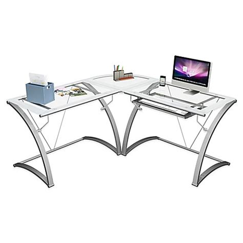Z Line Designs Kora L Shaped Desk Bed Bath Beyond Z Shaped Desk
