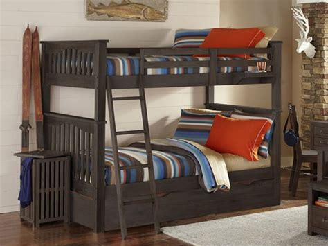 twin full bunk bed with trundle full over twin bunk bed over full with trundle modern storage twin bed design