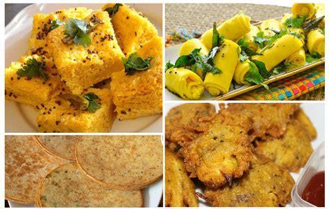 11 Famous Gujarati Snacks (With Pics)   Gujarati Food Items