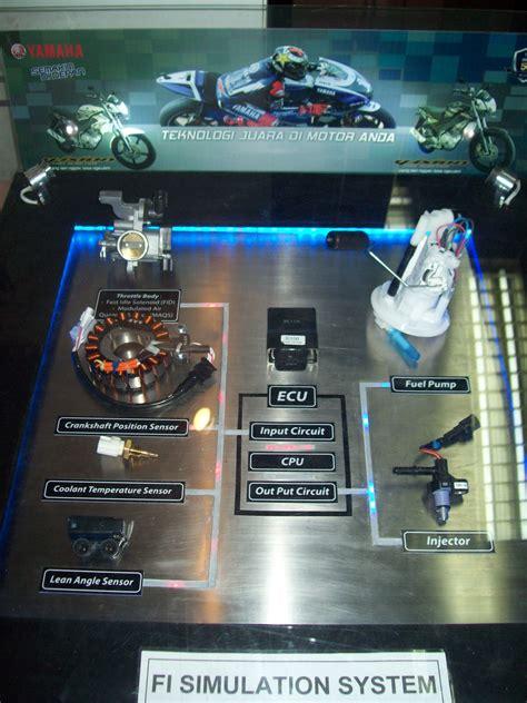 Alarm Untuk Vixion why45 motor bedah teknologi v ixion pertama