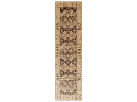 Gold Runner Rug Loloi Rugs Af 09 Coffee Gold Runner Rug Llanasaf09cfgorun