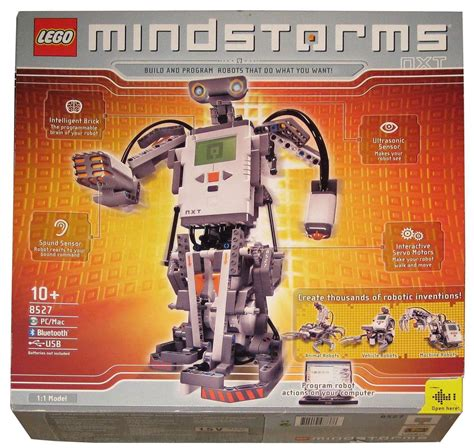 Lego Mindstorms Nxt Small Robots The Old Robot S Web Site