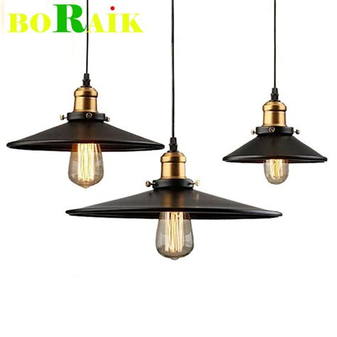 vintage bedroom lighting loft rh industrial warehouse pendant lights american