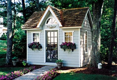 Storage Sheds You Can Live In by From The Home Front Tiny House Lifestyle Tuff Shed