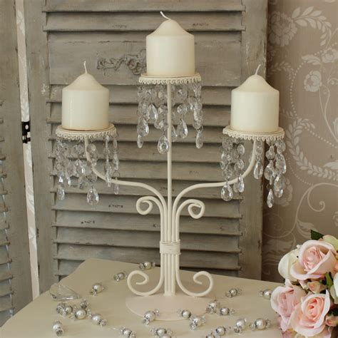 shabby chic candelabra candelabra droppers dining table wedding