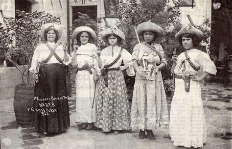 imagenes mujeres revolucionarias las mujeres de la revoluci 243 n mexicana belel 250 nueva mujer