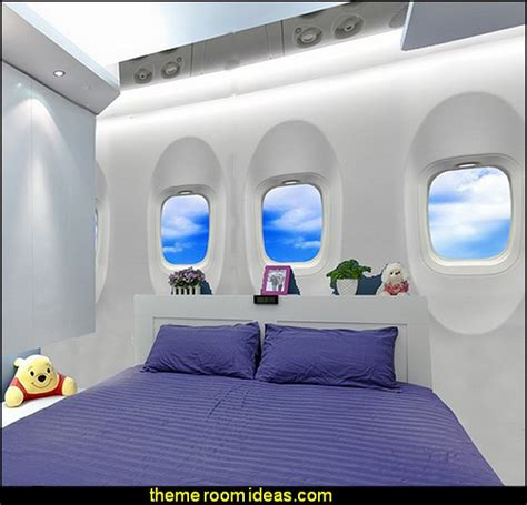 airplane bedroom decor airplane room decor