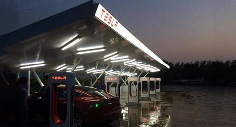 build your own ev charging station tesla to build 400 new charging points in china