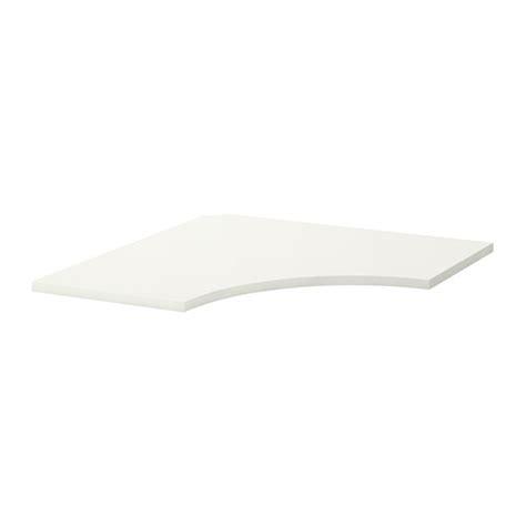 Linnmon Corner Table Top White Ikea Corner Desk Tops