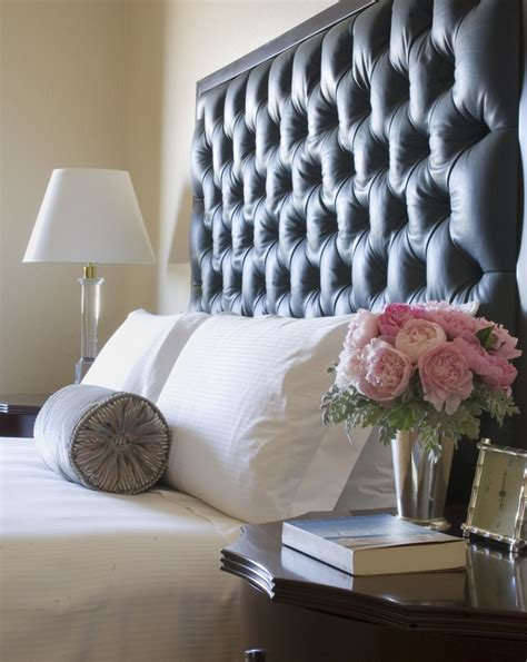How To Make A Leather Headboard by Style Spotlight Leather Beds And Headboards Betterdecoratingbiblebetterdecoratingbible