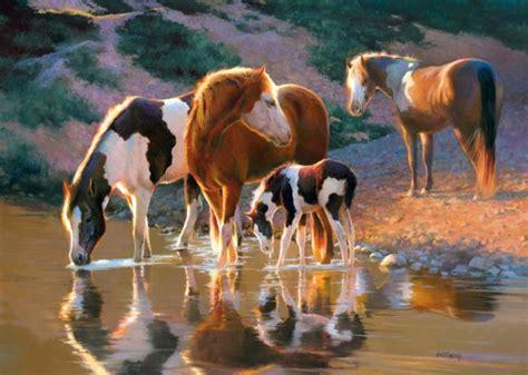 imagenes en 3d de animales salvajes hermosas im 225 genes de caballos salvajes fotos de animales