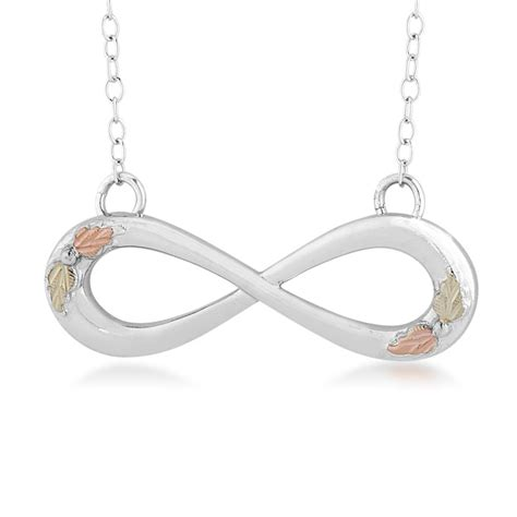 where to buy infinity necklace sterling silver infinity pendant necklace sku mrlpe20428
