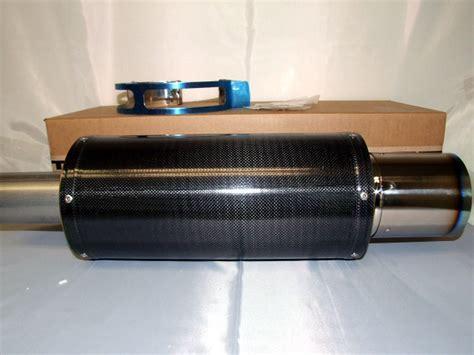 Buntut Knalpot Muffler Hks Universal hks carbon ti universal exhaust muffler 31012 ba001