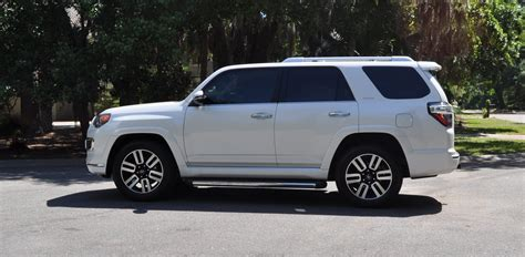 2014 Toyota 4runner Limited Road Test Review 2014 Toyota 4runner Limited 2wd Is Low
