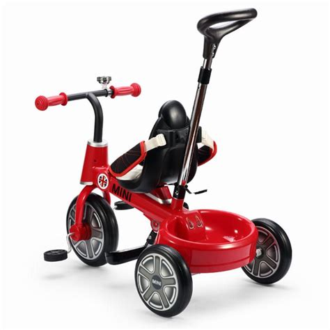 Sepeda Stroller Tricycle Import raster foldable trolley mini copper children 1 3 years tricycle stroller baby stroller