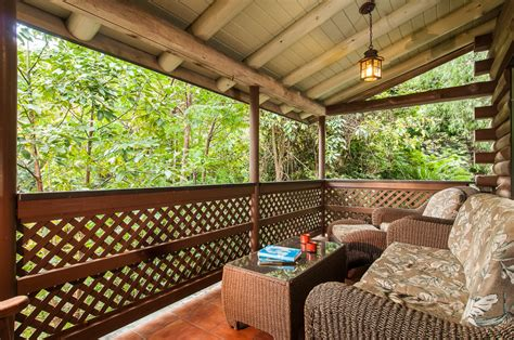 what is a lanai in a house maliko jungle cabin guidebook