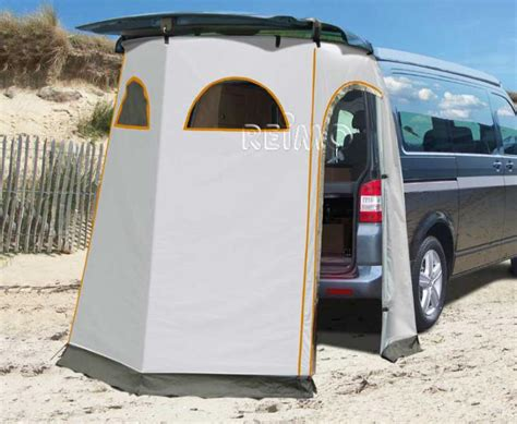 Vw Camper Awnings Cabin For Tailgate Vw T4 T5 90013 Reimo Com En