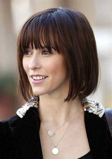 35 awesome bob haircuts with bangs makes you truly short hairstyles with full bangs best short hair styles