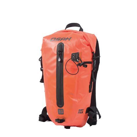 Water Proof Backpack osah waterproof backpack 18 litres orange mv tek bike bag