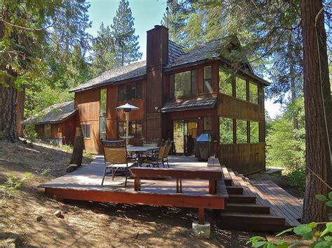 Cabin Rentals Shaver Lake by Btland Cabin Shaver Lake Rental In Shaver Lake Ca