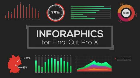 infographics builder for final cut pro x download